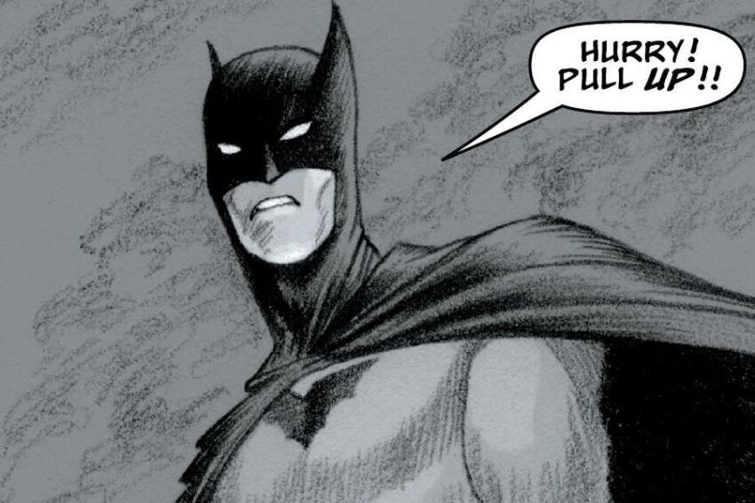 Batman's Latest: Death by Cliché