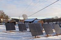 Vermont Utilities Hit Solar Power Cap, Putting Solar Growth on Hold