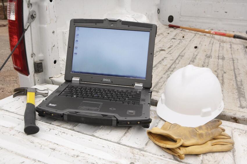 Ridgid Contractor Grade Laptops