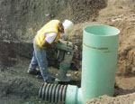 Full-service drainage solution