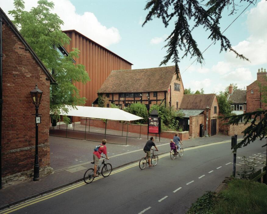 Ritchie's Royal Shakespeare Company Courtyard Theatre