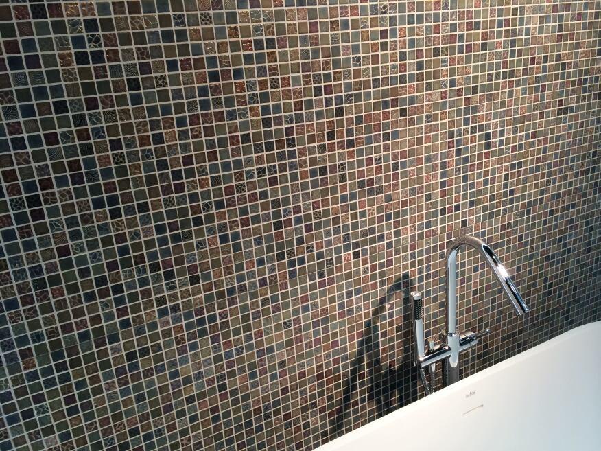 Togama's Gea mosaic.