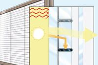 New Window Technology Integrates Solar Power