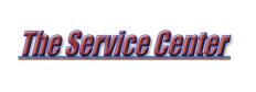 The Service Center Logo