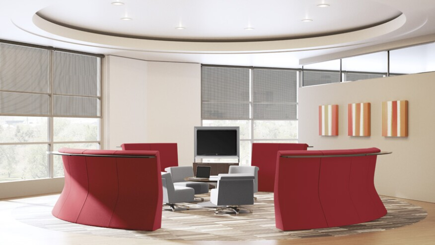 Gather A Workplace Seating System By HOK Product Design And Allsteel