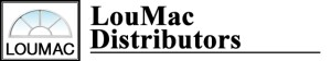 LouMac Distributors of Fort Myers, Fla., logo