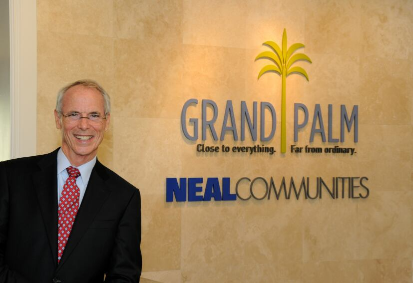 Home Building Drought Is Over for Neal Communities