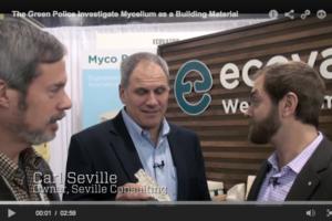 The Green Police Investigate Mycelium