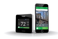 Schneider Introduces a Self-Learning Thermostat