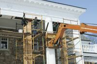 Replacing Giant Columns
