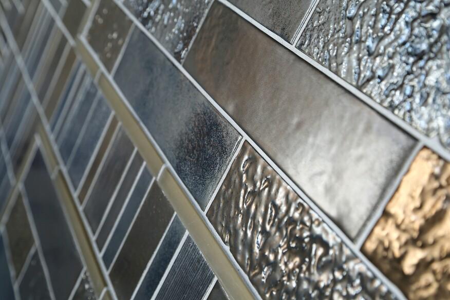 wall tile, glass tile, Lunada Bay, mosaic tile