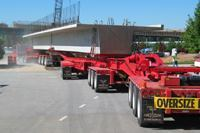9 Axle Hydra-Steer Trailer