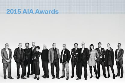2015 AIA Honor Awards