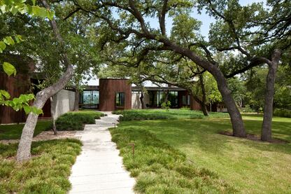 2013 AIA Housing Awards / One and Two Family Custom Residences / Lake View Residence, Austin, Texas / Alterstudio Architecture LLP