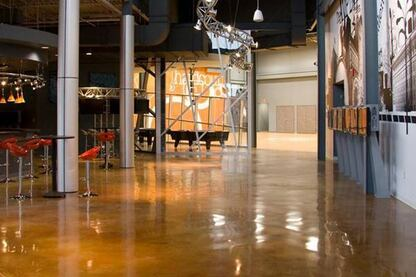 2012 Polished Concrete Awards - Institutional