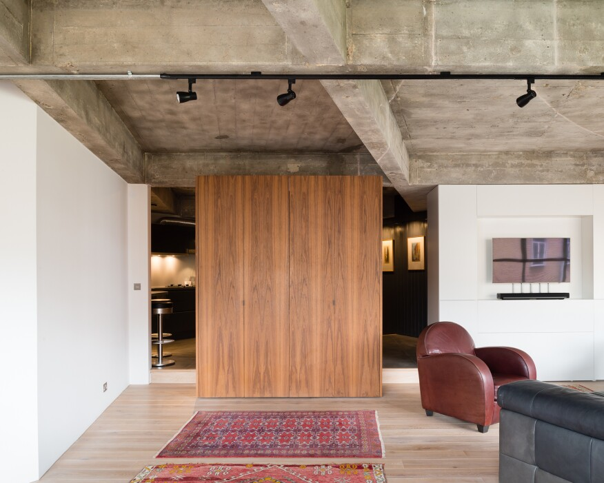 Warner House for Inside Out Architecture. Architecture and Interior Photography by Jim Stephenson