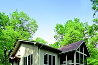 Before + After: Wooded Bliss