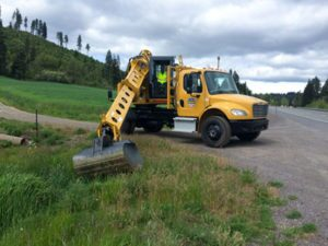 Discovery Series Hydraulic Excavators