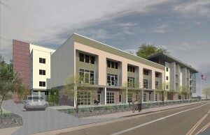Valor on Eighth in Tempe, Ariz., is believed to be the first area project to target veterans with families.