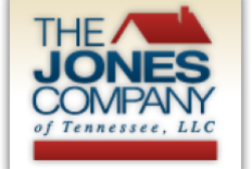 The Jones Co. of Tennessee Logo