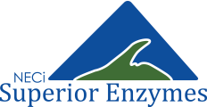 NECI  Superior Enzymes Logo