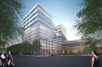 John Portman & Associates Release Rendering of Union Tower West