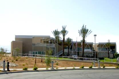 The Richard J. Heckmann International Center - University of California, Riverside