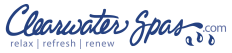 Clearwater Spas Logo