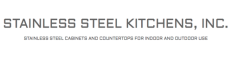 Stainless Steel Kitchens Logo