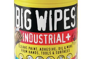 Big Wipes + Big Industrial+ wipes