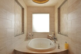 Sandia Master Bathroom
