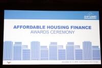 Affordable Housing Finance Honors 2016 Award Winners