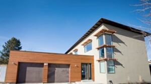 Salt Lake City Passive House by Certified Passive House Consultant David Brach.