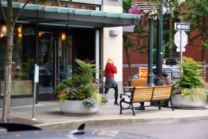 Portland's Pearl District gets the No. 1 ranking as most-walkable neighborhood in the city.
