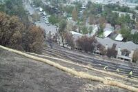 Sares-Regis Addresses Wildfire Damage at California Property