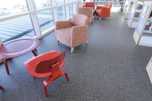 Pictured here: Ecosurfaces from Ecore International.