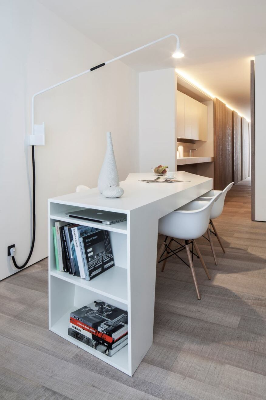 Loft MM in Bilzen, Belgium, by C.T. Architects
