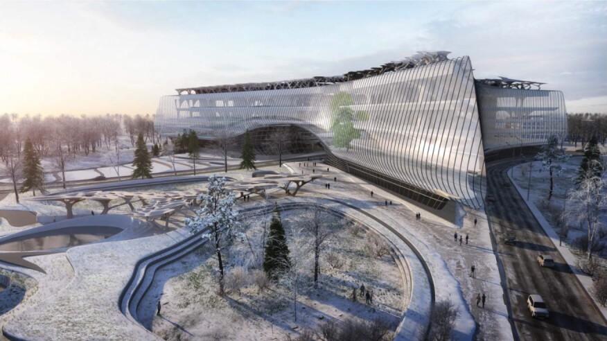 Sberbank Technopark, Moscow
