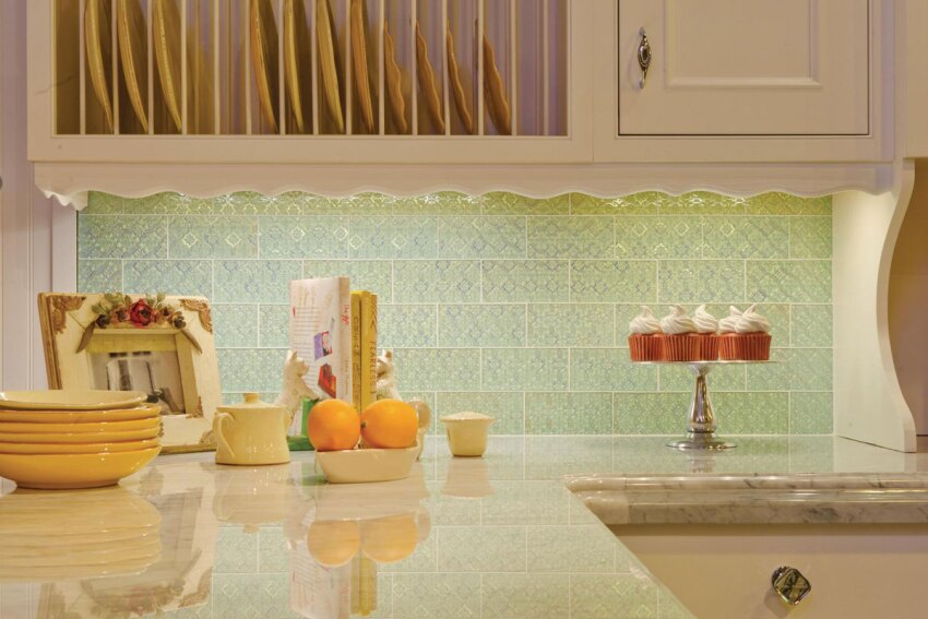 Stick to It: Peel-and-Stick Tile Underlayments and New Tile Introductions