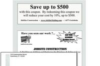 Radius Marketing: Using JobSiteMailing.com for Marketing Programs