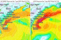 Battered Northeast Coast Braces for New Storm - and Winter