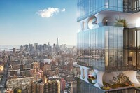 Manhattan Tower Raises the Bar for Luxury Urban Living With Sky-High Backyards