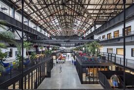 New Lab at the Brooklyn Navy Yard