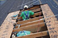 Can roofers help homes  survive tornadoes?