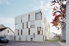 Dijon Concrete Housings