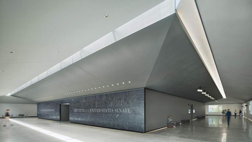 2016 AL Design Awards: Edward M. Kennedy Institute for the U.S. Senate