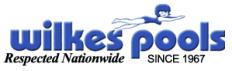 Wilkes Pool LLC Logo