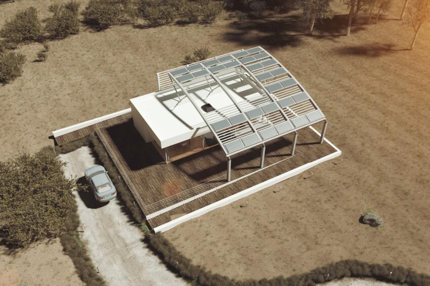 2015 Solar Decathlon: STILE House