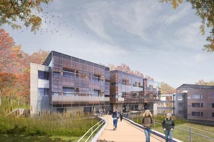 Chatham University Eden Hall Campus