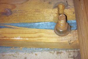 Lateral Load Anchors and Mudsills